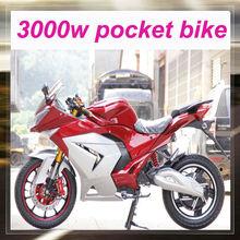 NEW 3000w cheap pocket bike electric