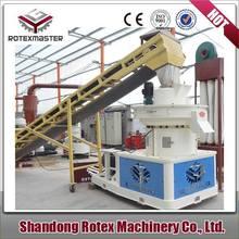 Vertical Ring Die Wood Pellet Mill/Rice Husk Pellet Press Machine