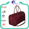 Wellpromotion high quality promotional polyester travel duffel bag