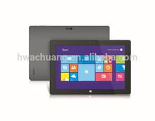 Baytrail Quad Core Z3735F Intel Tablet PC 10 inch Windows GPS 3G