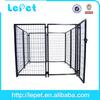 low price metal unique dog aluminum cage kennel pet cage
