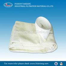 Polypropylene PP filter bag metallurgy of ferrous metals steel shot blasting
