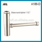 Brass Siphon / Bottle Trap for wash basin