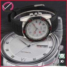 Fashion men description of wrist watch