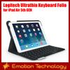 Original Logitech Ultrathin Keyboard Folio for iPad Air