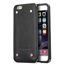 Qialino New Luxury elegant Case For iPhone 6 Leather Cover for iphone6 4.7 mobile phone bags shell