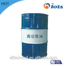 2014 mobil vacuum pump oil Silicone Diffusion Pump Oil IOTA705