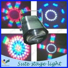 led colorfull flower professional disco lighting