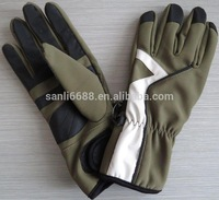 outdoor sports thin hiking and fishing glove