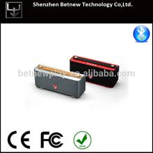 Betnew Portable Mini Travel blutooth speaker retro