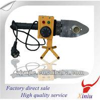 plastic pipe manufacture machinery plastic tube welding set