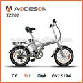 Le nouveau design et une bonne performance équilibrée. vélo électrique pliable- tz202 aodeosn
