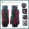 China wholesale plain ram golf caddy bag