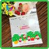 Yiwu China printed plastic self adhesive custom cellophane cookies bags