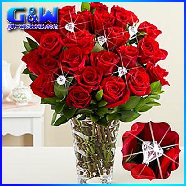 Silk Velvet Artificial Flowers