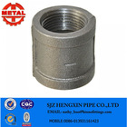 Made in China Black Steam Iron Fittings Coupling