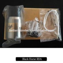 2014 latest and newest Wholesale e cig dark horse Atomizer high quality Dark Horse Rda atomizer wholesale exgo w3