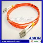Multimode duplex LC/pc to LC/pc cable bridge
