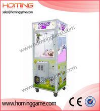 Hot sale YuanDa crane machine,Catching plush toy crane machine
