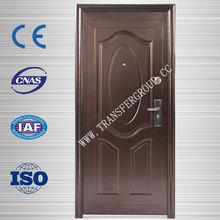 Porte d'entrée, Porte en acier directe acheter chine. Porte à pas cher
