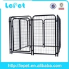 low price welded wire mesh luxury dog kennel with stair