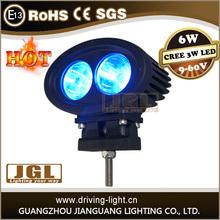 Cree Forklift LED Light Blue Safety Light,Blue LED Warning Spotlight 9-60v