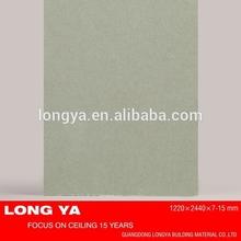 1.2*2.4 Meter false ceiling water proof plaster board
