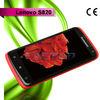 lenovo s820 quad core dual cameras dual sim card 4.7 inch China 4 sim mobile phone android