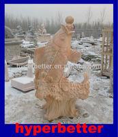 Fish sculpture,fish marble sculpture