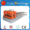 Colored Tile Type Roof tile forming machine