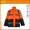 Hi Vis Reflective Safety Rain Jacket Waterproof Protect Jackets