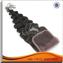 Brazilian Human Hair Three Part Lace Closure