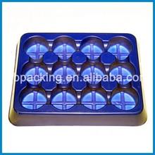 custom disposable plastic compartment tray