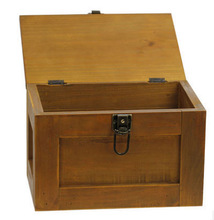 YuGuang Wooden Treasure Chest