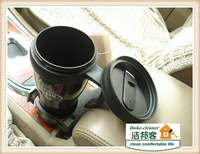 insulated travel coffee beer promotion mug