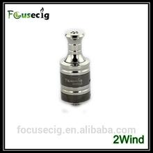 2014 FocusEcig new arrival e cigarette double airflow control 2wind rda e cig
