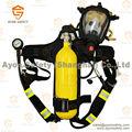 Industrial aparato de respiración autónomo scba 6.8l en137