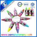Proveedoresdearte no- tóxico color lápices de cera/mini lápices de cera