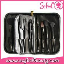 Sofeel 15 Pcs Professional High Quality Make Up Brushes