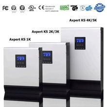 Axpert Inverter 12V 220V Dc To Ac Solar Panel Inverter