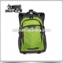 Green Sport team travel bags
