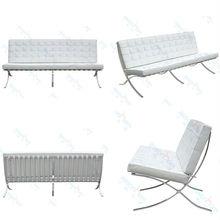 Barcelona Sofa/ Leather Sofa/ Modern Sofa