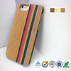 2014 New Factory Supply Handmade Wooden Material Bamboo Phone Case Cover for iPhone 6 4.7'' iphone6 Accessories