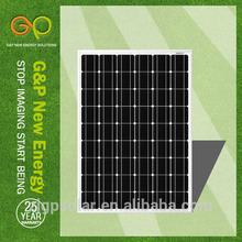 low price good quality solar panel for mini hydro turbine for sale