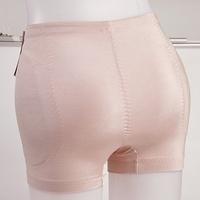 Fashion boy shorts women's panties nylon panty for men