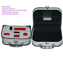 Wholesale airbrush makeup suitcase, cosmetic box makeup kit