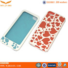 silicone rubber new case for iphone 6 mobile phone cover