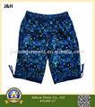nueva llegada de moda de verano pantalones capri para los hombres