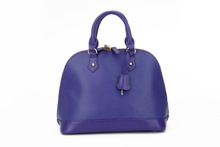 Cute cheap factory hotsale manufacturing handbag 2014 New Female Real Leather Tote Bag
