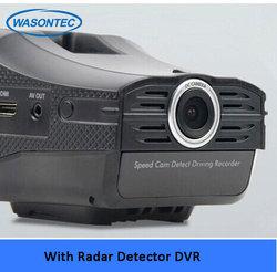 Car DVR 1080P 5.0MP Car DVR GPS Radar Laser Detector